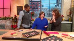 Pastry Chef Gale Gand's Cookie Decorating Tips