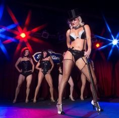 The 13th Annual New York Burlesque Festival