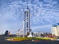 Plaza Baquedano - Santiago, Chile Willis Tower, Building, Travel, Image, Santiago, Fotografia, Viajes, Buildings, Trips