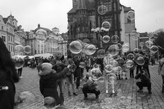 #bubliny #oldtownsquare