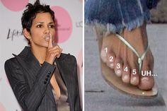 – Halle Berry 10 Celebs Who Have Shockingly Ugly Feet Girly Outfits, Pretty Outfits, Stylish Outfits, Fashion Outfits, Michelle Yeoh, Black Celebrity Gossip, Celebrity Feet, Katie Holmes, Sarah Jessica Parker