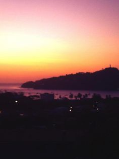 Sunset in San Juan del Sur, Nicaragua     Travel Dudes Social Travel Community
