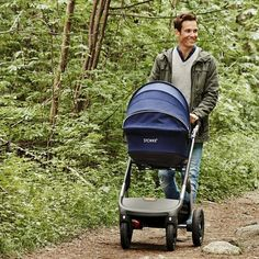 Ready to roll this season...... All Terrain Stokke Trailz stroller for baby and kids