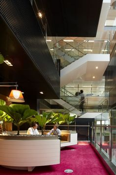ANZ Centre / Hassell