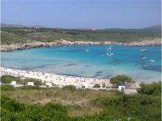 Playa Son Parc Menorca niños