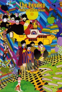 Posters de bandas de Rock - decada '60 - Taringa!