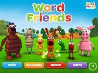 Check out Learn with WordFriends, the exciting new iPhone/iPad game from WordWorld!