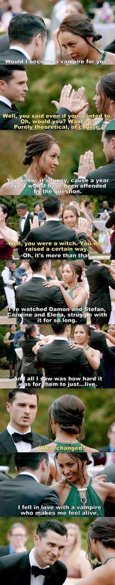 The Vampire Diaries TVD S08E09 - Bonenzo