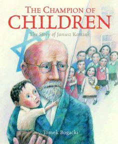 In 1912, a well-known doctor and writer named Janusz Korczak, believing that children were capable of governing themselves, designed an extraordinary orphanage for Jewish children in Warsaw. Even when he was forced to move the orphanage into the Warsaw Ghetto, and couldn't afford to buy food and medicine for his charges, Korczak never lost sight of his ideals. Committed to giving his children as much love as possible during a terrifying time, Korczak refused to abandon them. Number The Stars, Owl Books, Conscious Parenting, Reading Games, Ga In, Mystery Of History, Fiction And Nonfiction, Champs, Historia