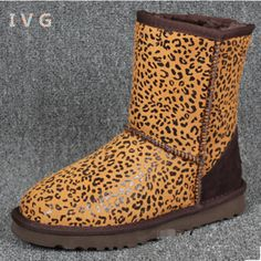 Size US 4-13 Womens Pointy Toe Warm Ankle Boots Kitten Mid Heel Furry Snow Boots