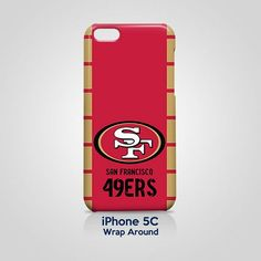 San Francisco 49ers Case for iPhone 5C