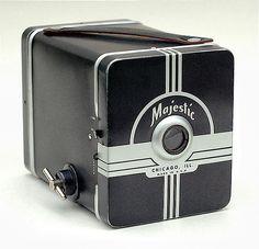 Majestic #vintage #camera