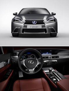 What A Look! :O 2013 Lexus GS 350 F Sport