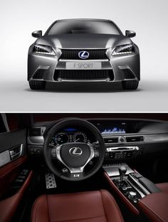2013 Lexus GS 350 F Sport...only thing I'd change is auto to manual