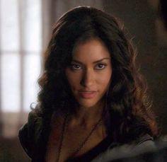 Janina Gavankar as Tessa/Qetsiyah in The Vampire Diaries, Season 5, Episode 7 - Death and the Maiden