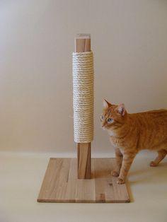 Poteau à griffer pour chats Griffoir Scratching post
