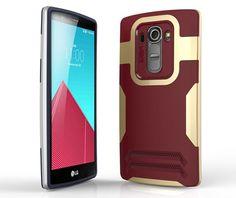 LG G4 INGRAM Gram3 Heroes Shock-Absorbing Case