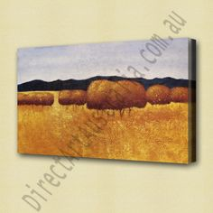 Brown Field - Direct Art Australia,  Price: $149.00,  Availability: Delivery 10 - 14 days,  Shipping: Free Shipping,  Minimum Size: 50 x 60cm,  Maximum Size: 90 x 120cm,  We are Australia's oldest and most trusted supplier of professionally painted oil artwork on canvas.  http://www.directartaustralia.com.au/