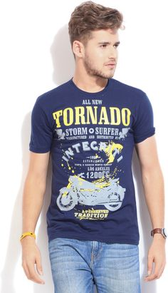 Integriti Printed T-Shirt #Casual #style #BeUrself #fashion #attitude