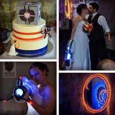 Portal Wedding!