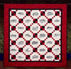 "A large quilt I made from embroidered square from ""the spirit of the outback"" collection by Glen Harris. I have free motion quilted in a quilting frame. Size 72"" x 72"""