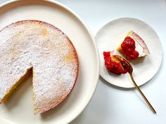 Almond & Coconut Cake: A Happy Accident on Food52