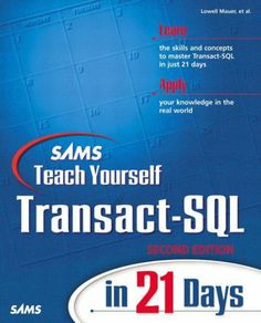 """Read """"Sams Teach Yourself E-Commerce Programming with ASP in 21 Days"""" by Stephen Walther available from Rakuten Kobo. The friendly, tutorial style of Sams Teach Yourself E-Commerce Programming with ASP in 21 Days empowers you to create yo. Transact Sql, Scott Mitchell, Day Book, Music Library, Programming, Knowledge, 21 Days, How To Apply, Teaching"""