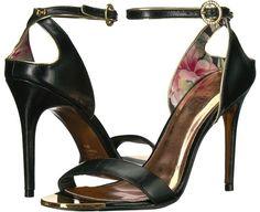 1999c0bdf Ted Baker - Mirobell Women s Shoes Black High Heel Sandals