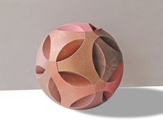 Paper Sculpture by Carlos N. Monila. Beautiful in its simplicity