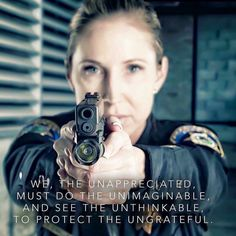 I STAND BY THE BLUE LINE. #Police