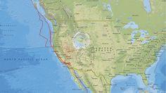 EE.UU.: Un fuerte terremoto de magnitud 53 sacude ESTE ESTADO