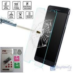 7.90€ Specifications  Whole transparency: Realistic picture and more than 99 % transparency Much higher transmittance than PET screen protector  Hardness:9H 3 times harder than PET screen protector. the screen will not get scratched even using hard object such as knives and keys  Delicate touch: On back side of glass coated with a strong silicone layer to make installation easily and attached  screen tightly so as to not affect sensitivity of touch screen ...