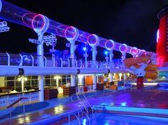 The Aquaduck on the Disney Dream Cruise