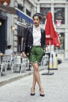 Model Shrabani, Photographer: Alex C.D photography  #streetstyle #fashion #montreal #ootd