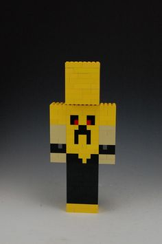 Lego Custom Minecraft Skin by BrickBum Minecraft Creations, Lego Minecraft, Fictional Characters, Art, Art Background, Kunst, Performing Arts, Fantasy Characters, Art Education Resources