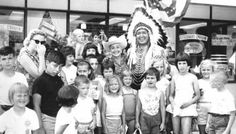 Sally Starr & Chief Halftown, were so popular in Philadelphia, Pa. Saw Sally Star in the Thanksgiving Day Parade(Gimbel's) and met Chief Halftown when I went to get my Driver's License renewed.
