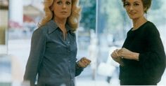 Chissà se lo farei ancora 1976 Catherine Deneuve, Anouk Aimee ©Everett Collection | Actors | Pinterest | Anouk Aimee, Catherine Deneuve and Catherine O'hara