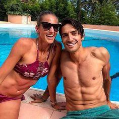 Karolína a Michal jsou krásný pár. Monaco, Cute Couples, Bikinis, Swimwear, Celebrity, Fashion, Bathing Suits, Moda, Swimsuits