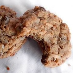 """Chococonut Chip Cookies 