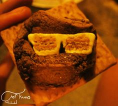 S'mores to the Rescue! Grubs, Cooking, Desserts, Food, Kitchen, Tailgate Desserts, Deserts, Essen, Postres