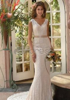 Bridal Dresses, Bridal Gowns, Bridesmaid Dresses, Prom Dresses and Bridal Accessories Cheap Lace Wedding Dresses, V Neck Wedding Dress, Wedding Sash, Bridal Dresses, Bridesmaid Dresses, Backless Wedding, Wedding Bells, Dream Wedding, Dream Prom