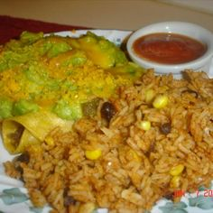 20 Minute Spanish Rice