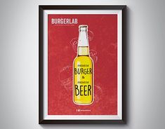 """Check out new work on my @Behance portfolio: """"Poster Design for BurgerLab"""" http://be.net/gallery/45710297/Poster-Design-for-BurgerLab"""