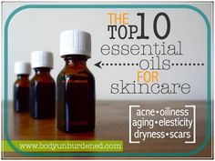 Definitely need to do some research about essential oils! They can be really powerful when used well