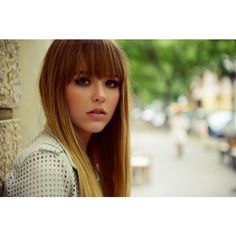 Kristina Bazan Fashion Indie ❤ liked on Polyvore featuring modell