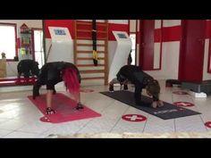 Xbody Székesfehérvár edzés 4. - YouTube