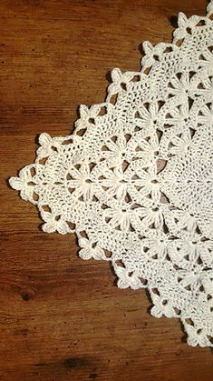 Ravelry: Strawberry Fields pattern by Grassharp Crochet Prayer Shawls, Crochet Shawls And Wraps, Crochet Scarves, Crochet Doilies, Shawl Patterns, Lace Patterns, Crochet Patterns, Crochet Shirt, Knit Crochet
