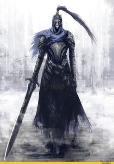 Dark Souls, fandom, Artorias The Abysswalker, DS characters, DS art