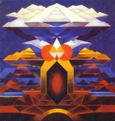 Ghulam Rasool Santosh (Kashmiri: ग़ुलाम रसूल संतोष (Devanagari), غلام رسول سنتوش (Nastaleeq)) (1929 - March 10, 1997) was a prominent Kashmiri Indian painter. He was best known for his themes inspired by Kashmir Shaivism