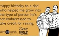 Happy Birthday Quotes Dad Funny